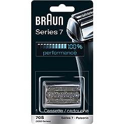 Braun Pulsonic Series 7 70S Foil & Cutte...