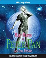 Peter Pan - Starring Mary Martin [Blu-ray) from Video Artists Int'l