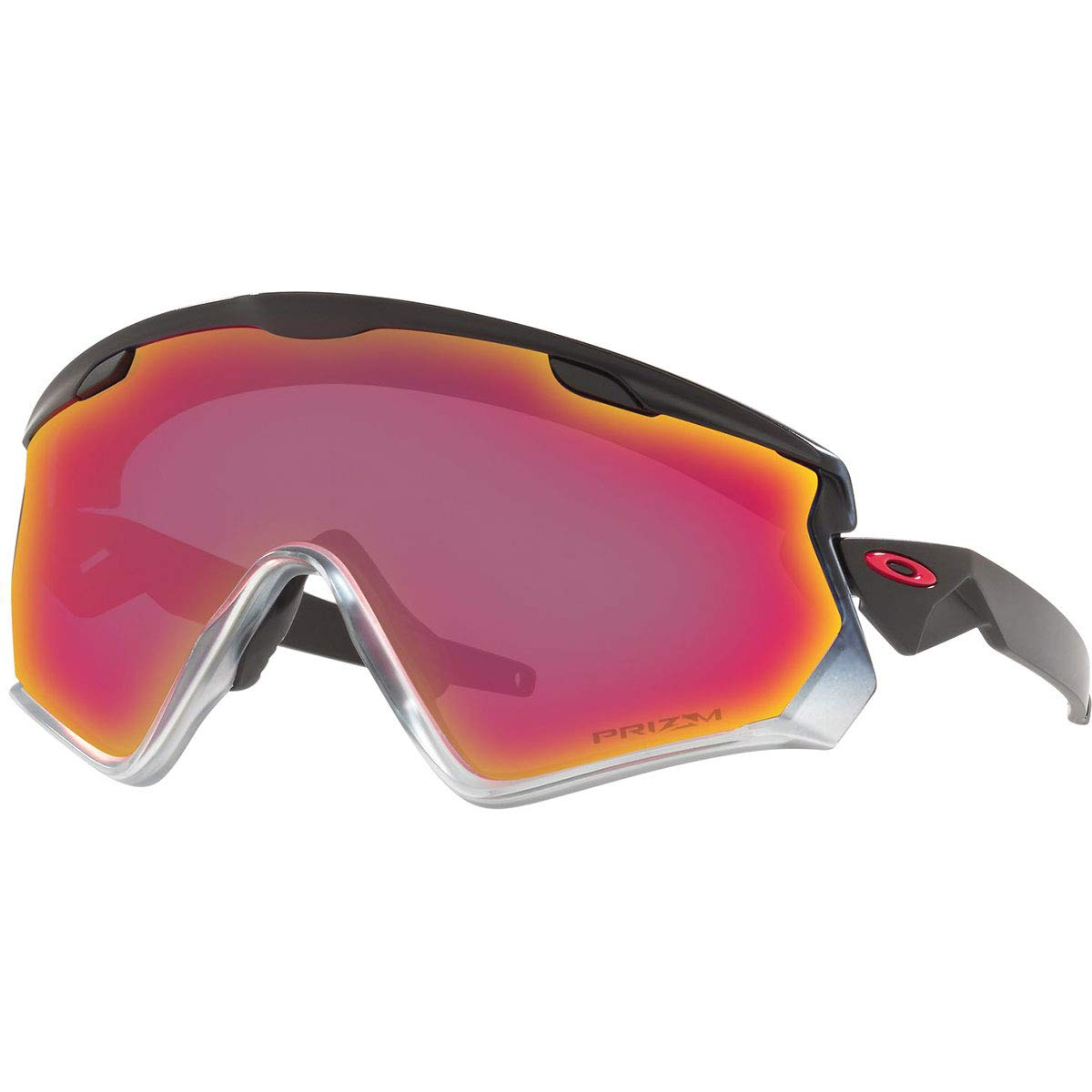 39328ab42c007 Amazon.com  Oakley Men s Wind Jacket 2.0 Sunglasses