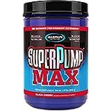 Gaspari SuperPump Max Black Cherry, 1.41lbs ( 640 g )