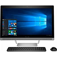 HP Pavilion All-In-One 27' FHD Touchscreen Flagship Premium Desktop | Intel Core i7-7700T | 12GB RAM | 1TB HDD | DVD±RW | Bluetooth 4.2 | Bang & Olufsen Audio | Wireless Keyboard&Mouse | Windows 10