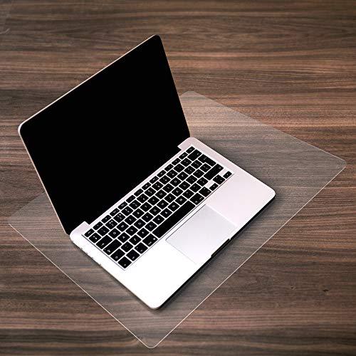 "Desktex, PVC Anti-Static Laptop Mat, Rectangular, Clear, 12"" x 18"" (FPDE312184RA)"