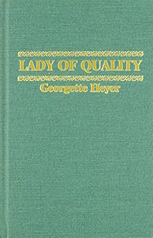 book cover of Lady of Quality