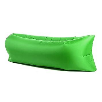 OOFAY Sofá Inflable Saco De Dormir Sillón De Playa Sillón De Playa Cama De Aire Comprimido