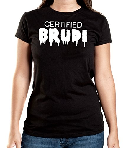 Certified Brudi T-Shirt Girls Black