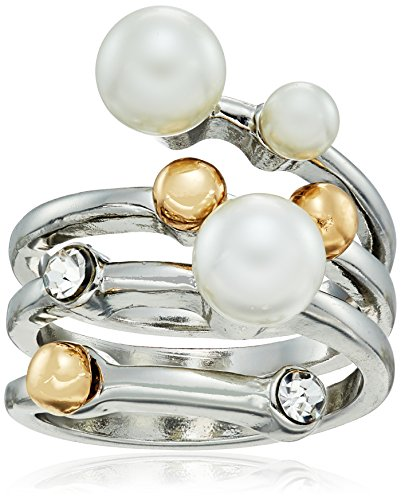 t-tahari-pearl-wrap-silver-ring-size-7