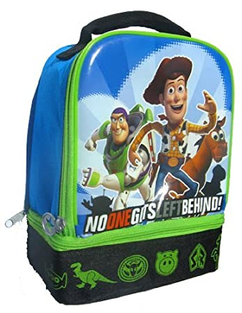 cdf2c378dbc Image Unavailable. Image not available for. Color  Toy Story Lunch Bag