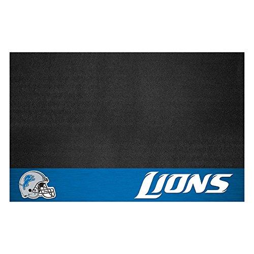 Detroit Lions Team Football Mat - 6
