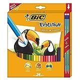 BIC Colores Evolution 26 piezas.