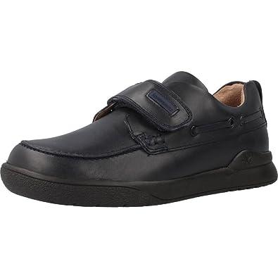 Zapatos de cordones para ni�o, color Azul , marca BIOMECANICS, modelo Zapatos De Cordones Para Ni�o BIOMECANICS SUPERSTAR 80s Azul