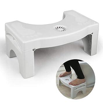 Terrific Amazon Com Folding Squatting Toilet Stool Non Slip Squatty Short Links Chair Design For Home Short Linksinfo