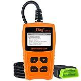 JDiag OM123 OBD2 Scanner Car Diagnostic Scan Tool Check Engine Light Code Reader