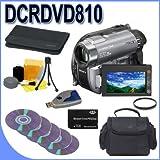 Sony DCR-DVD810 Camcorder