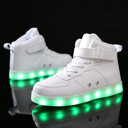 Burgess Josh313009 LED Scarpe Sportive per Bambini Ragazzi e