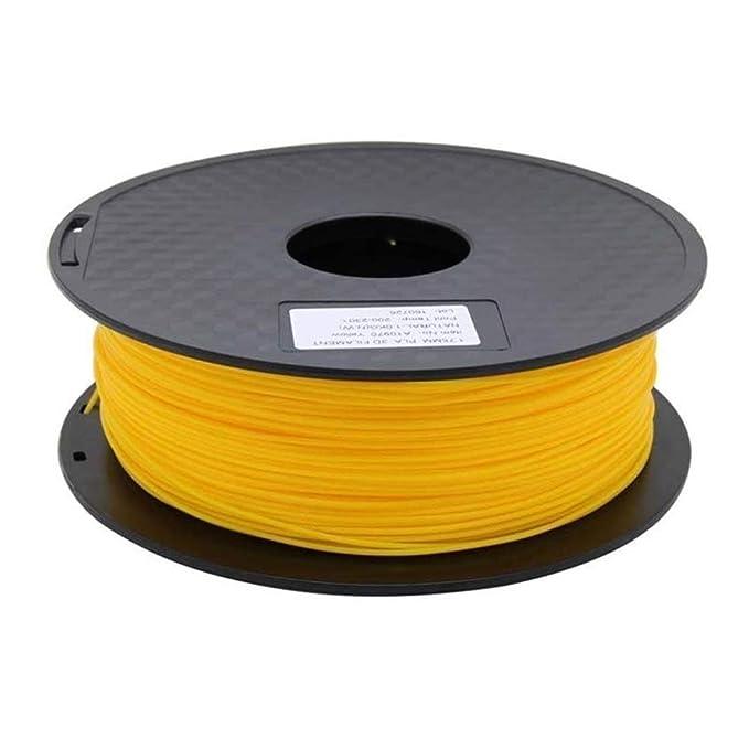 Carrete de filamento PLA de 1.75 mm para impresora 3D PLA, carrete ...