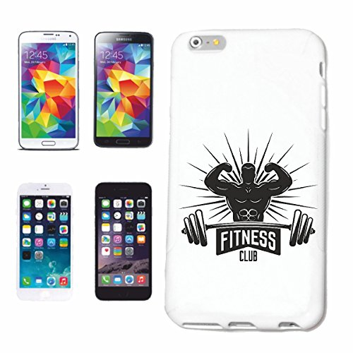 "cas de téléphone iPhone 6S ""Musculation GYM FITNESS MUSCULATION BODYBUILDING GYM GYM muskelaufbau SUPPLEMENTS WEIGHTLIFTING BODYBUILDER"" Hard Case Cover Téléphone Covers Smart Cover pour Apple iPhone"