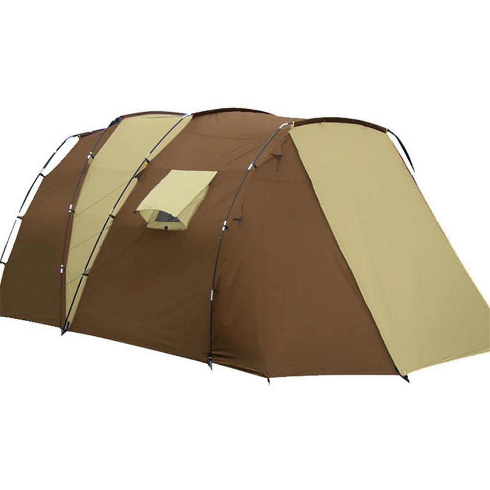 Miao Outdoor Zwei Zimmer und ein Zimmer anti-rain Camping Zelten