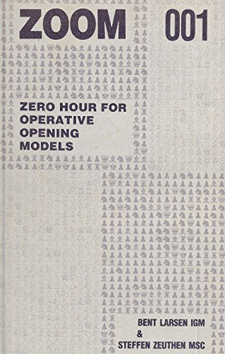 ZOOM 001: Zero hour for operative opening models