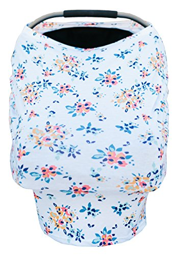 LulaBaby Nursing Cover, Car Seat Canopy, and Shopping Cart Cover