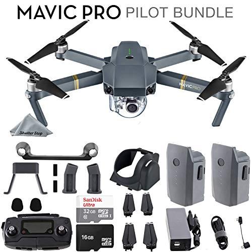 DJI Mavic Pro (MAVIC PRO PILOT BUNDLE)