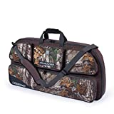 Legend Archery Crusader Compound Bow Case Backpack - Bow Secured with Fastening Straps - Mesh Pockets - Inside Length 35'