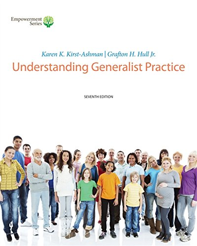Brooks/Cole Empowerment Series: Understanding Generalist Practice (Book Only) from Brooks / Cole