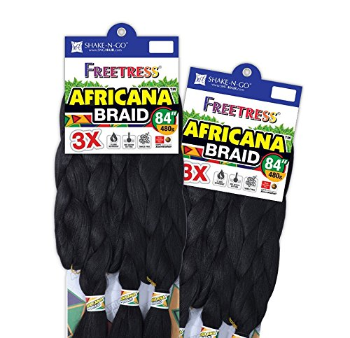 freetress africana braid hair