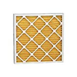 """Eco-Aire P15S.0219P21H MERV 11 Pleated Air Filter, 19 7/8 x 21 1/2 x 2"""""""