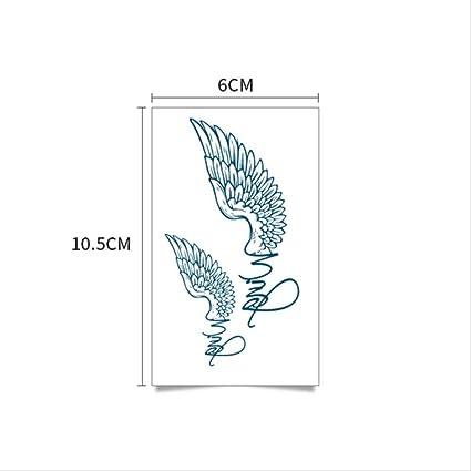Impermeable Durable Geométrico Fresco Tatuaje temporal Etiqueta ...