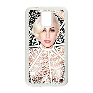 Case for SamSung Galaxy S5 Lady Gaga Personalized Custom Durable Protector