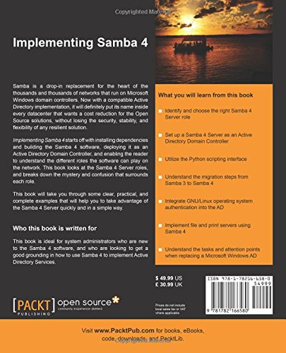 amazon com implementing samba 4 9781782166580 marcelo leal books rh amazon com Samba Brazil Samba Drums