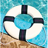 Swimline Watersports 89870 Foam Ring Buoy for Pools'