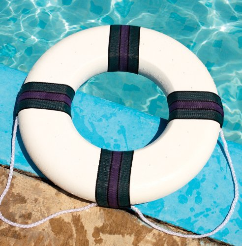 - Swimline Foam Ring Pool Buoy