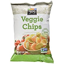 365 Everyday Value Veggie Chips, 6 oz