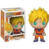 Funko POP Dragon Ball Z Super Saiyan Goku Pop! Vinyl Action Figure - Merchandise & Accessories
