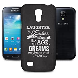 Funda para Samsung Galaxy S IV mini - negro risan es Timeless Walt Disney carcasa rígida con texto en inglés