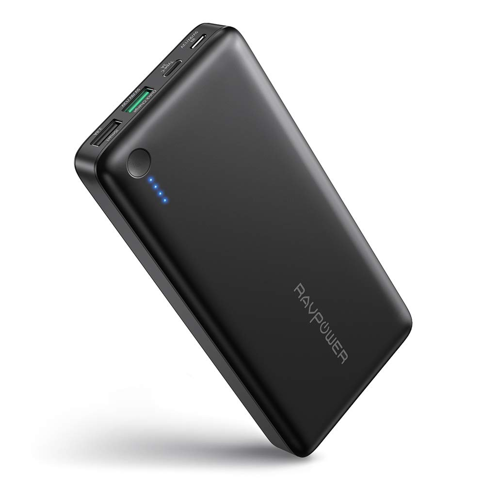 RAVPower USB C Battery Pack 20100 Portable Charger Deals