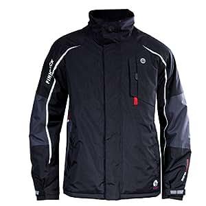 Amazon.com: Finn-Tack Alaska Winter Jacket, Black/Grey, XXL: Clothing