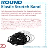 Elastic Band for Sewing - Heavy Stretch Bungee