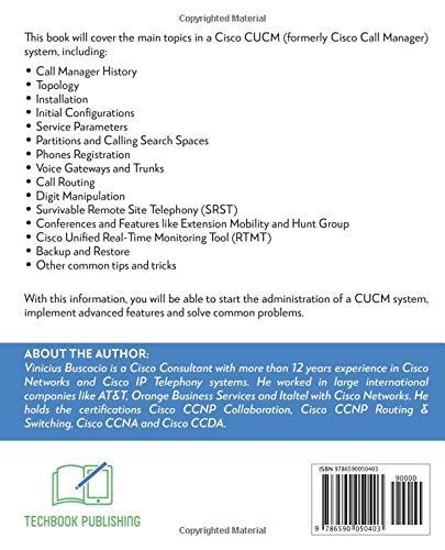 Cisco Call Manager (CUCM) Guide: How to Install, Configure