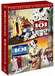 Pack 101 Dálmatas 1 + 2 [DVD]: Amazon.es: Vv.Aa., Vv.Aa., Vv.Aa.: Cine y Series TV
