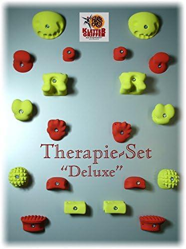 Juego de 20 piezas de mango para terapia de escalada Deluxe ...