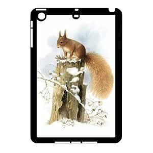 Unique Phone Case Design 6Animal Squirrel- For Ipad Mini Case