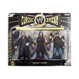 WWE Jakks Pacific Wrestling Classic Superstars Exclusive Series 3 Action Figure 3Pack 3 Faces of The Undertaker