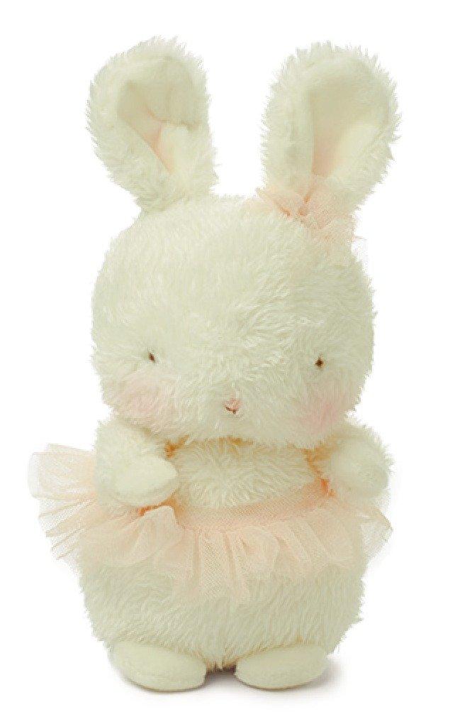 "Blossom Bunny- 7"" Plush-Hareytale Friends"