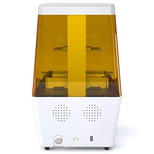 ZJRA Impresora 3D, SLA De Alta Precisión, Tapa Dura ...