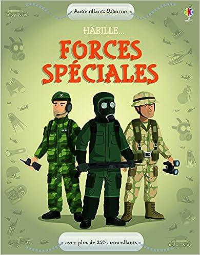 En ligne Habille Forces spéciales pdf