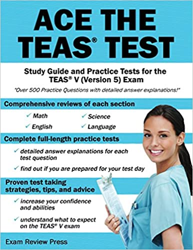 Amazon.com: Ace the TEAS Test: Study Guide and Practice Tests for ...