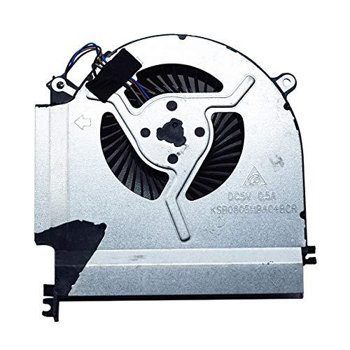Cooler Para Hp Pavilion 17-ab 17t-ab 17-ab020nr 17-ab067nr 17t-ab200 17.3 Series Dfs200105amot 857463-001