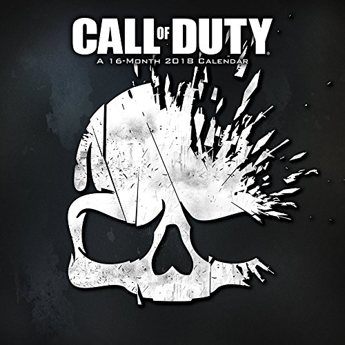 Call of Duty 2018 Wall Calendar (Best Selling Call Of Duty 2019)